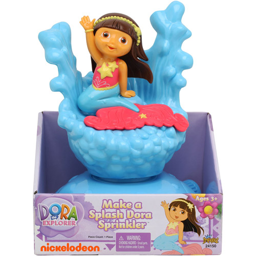 Make a Splash Dora Sprinkler