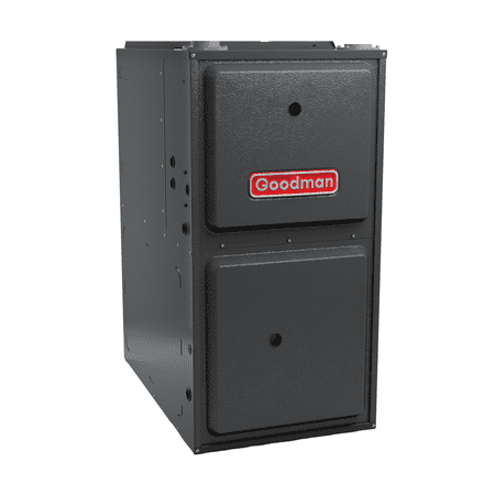 HVAC Direct Comfort by Goodman DC-GMVC Series Gas Furnace - 96% AFUE - 40K BTU - Variable Speed ECM - Upflow/Horizontal - 17-1/2