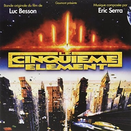Le Cinquieme Element Soundtrack (Vinyl)