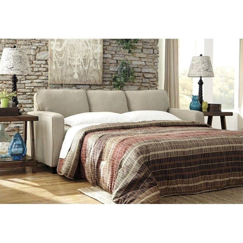 Signature Design by Ashley Furniture Alenya Queen Sofa Sleeper in