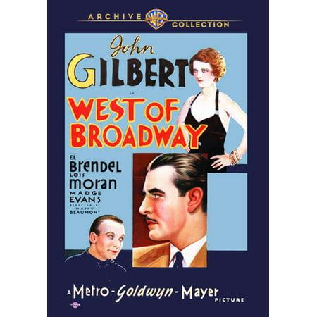 West Of Broadway (DVD) (West Side Broadway)