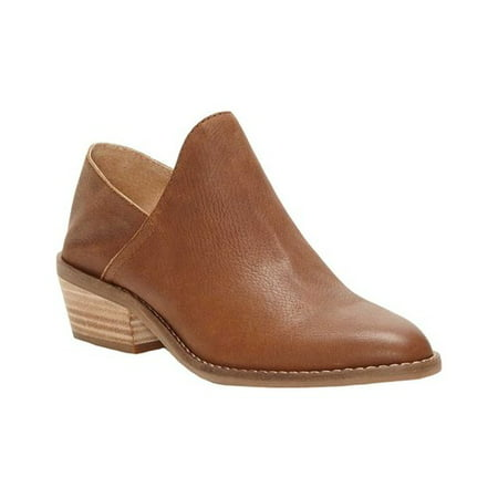 Womens Lucky Brand Fausst Ankle Bootie