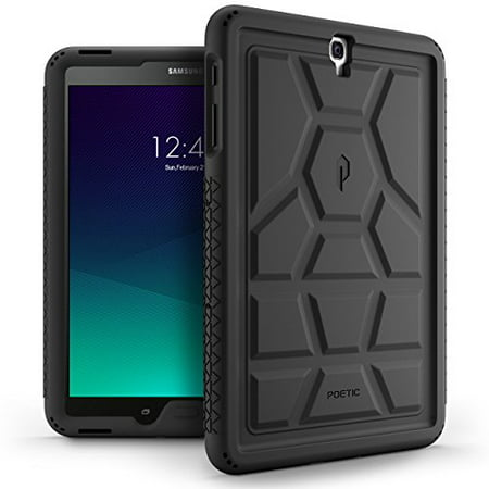 separation shoes df0ce 2f377 Poetic TurtleSkin Galaxy Tab S3 9.7 Rugged Case With Heavy Duty Protection  Silicone and Sound-Amplification feature for Samsung Galaxy Tab S3 9.7 ...