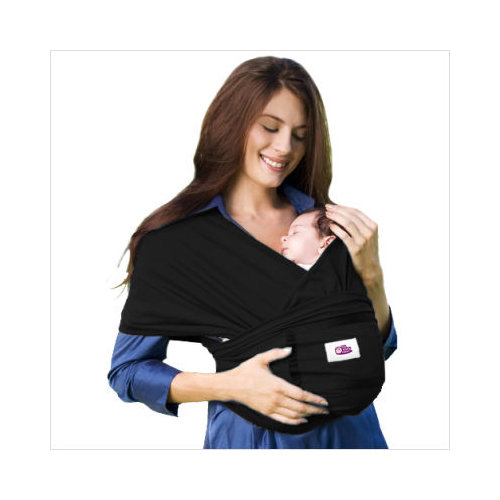 My Baby Nest - Baby Carrier, Classic Bla