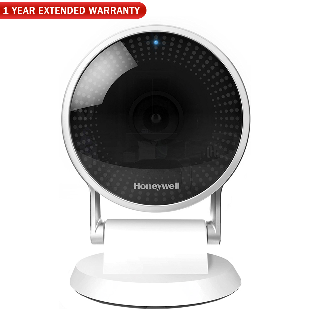 Honeywell (RCWL300A1006 N) Premium Portable Wireless Door Chime & Push Button + 1 Year Extended Warranty by Honeywell