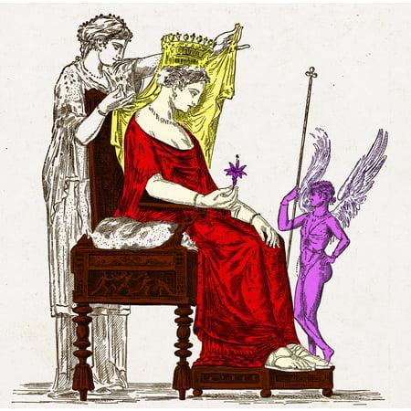 Venus Roman Goddess of Love Poster Print by Science Source