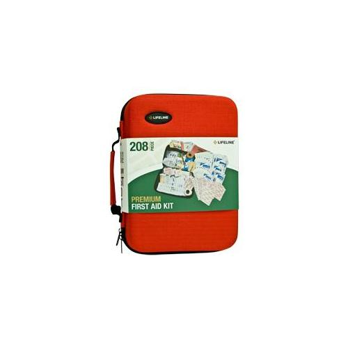 LifeLine First Aid Product 4038 Premium Hard-Shell Foam First Aid Kit -Pack of 1