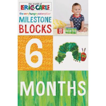 The World of Eric Carle (TM) The Very Hungry Caterpillar (TM) Milestone