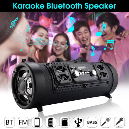 bluetooth SpeakerNote: Remote control is not included.Package Included:1 x bluetooth Speaker1 x USB CableFeatures:Color: Black, Khaki, Camouflage, GraffitiModel: CH-M18bluetooth: V4.2bluetoot - image 3 of 3