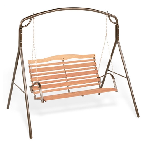 jack post woodlawn collection bronze swing frame