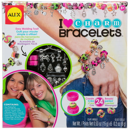 ALEX Toys Charm Bracelet Kit](Jewelry Making Supplies Near Me)