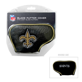 Team Golf NFL New Orleans Saints Golf Blade Putter Cover