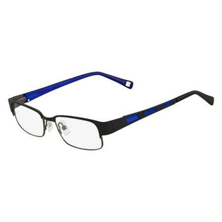 Eyeglasses MARCHON M-COLUMBUS 001 SATIN BLACK/GUN - Walmart.com