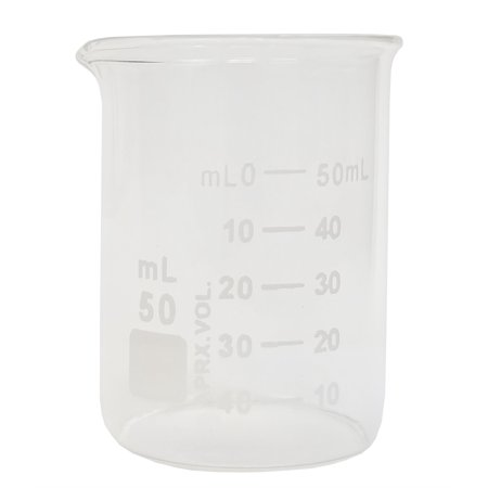 GSC International BG50 Griffin Beaker - 50 ml Capacity