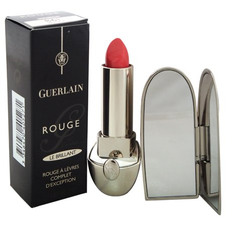 a8eee50d8c0 Guerlain - Guerlain Rouge G De Guerlain Le Brillant -   B61 Brenda 0.12 oz  Lipstick - Walmart.com