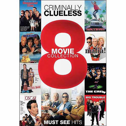 Criminally Clueless: 8 Movie Collection