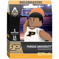 Purdue Boilermakers OYO Sports Campus Collection Basketball Minifigure - No Size