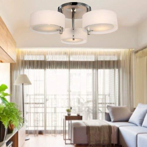Modern Living Room Ceiling Lamp Lights Bedroom Entrance Lighting Chandelier