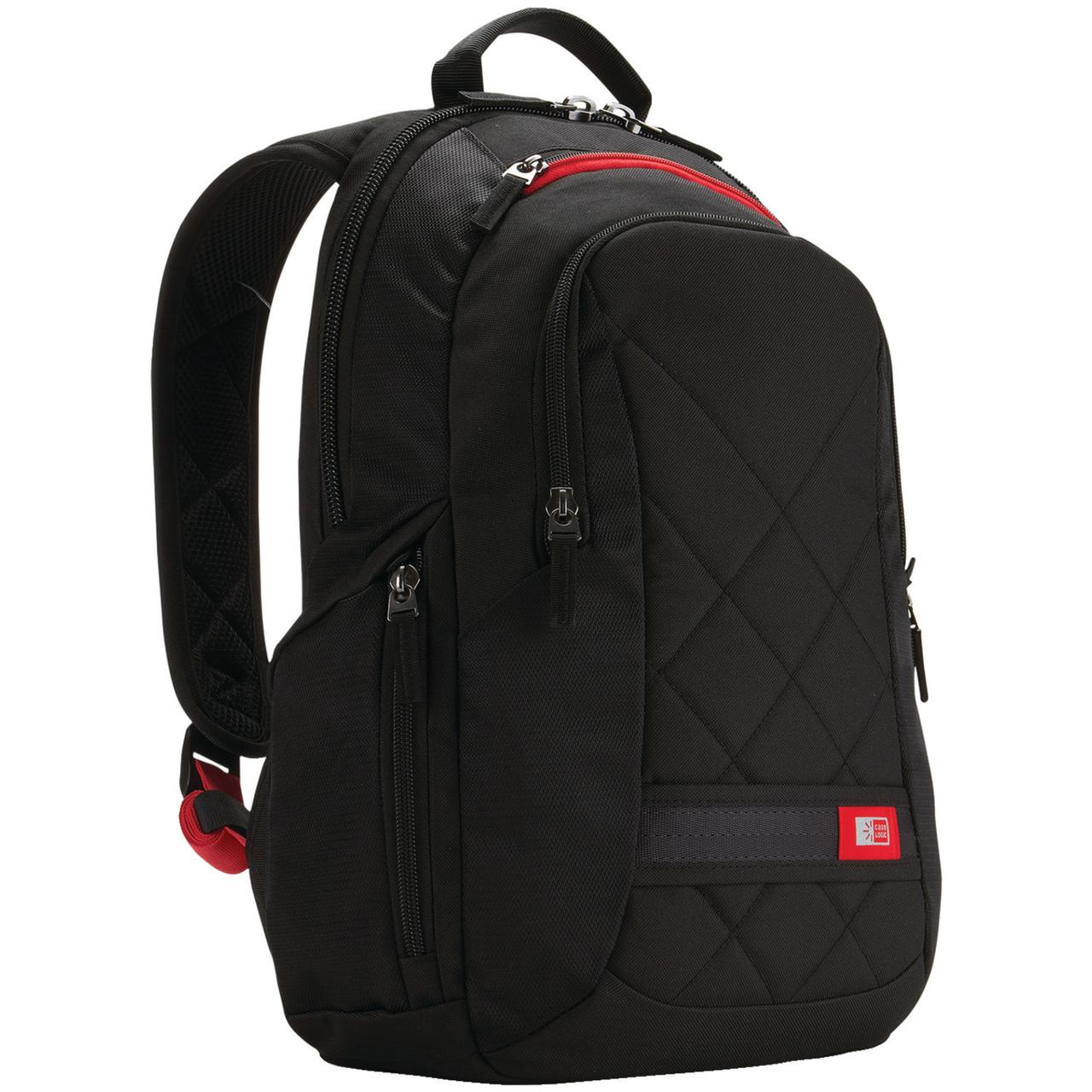 "CASE LOGIC DLBP114BLACK 14"" Notebook Backpack"