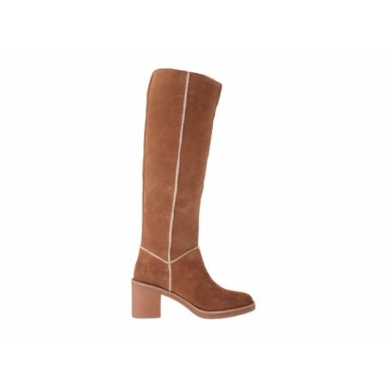 bd13ff1cec0 UGG Kasen Tall Women's Shoes Suede Knee High Boot 1018937 Chestnut