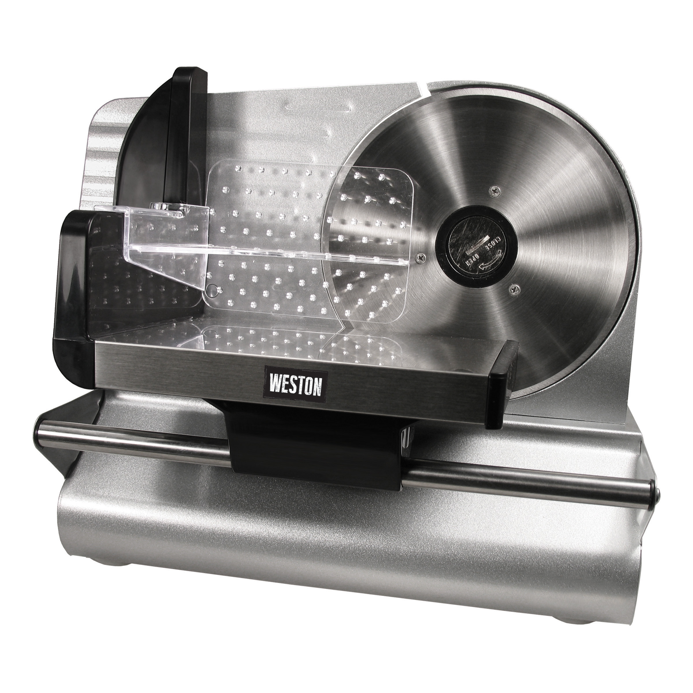 "Weston 7 1/2"" Meat Slicer"