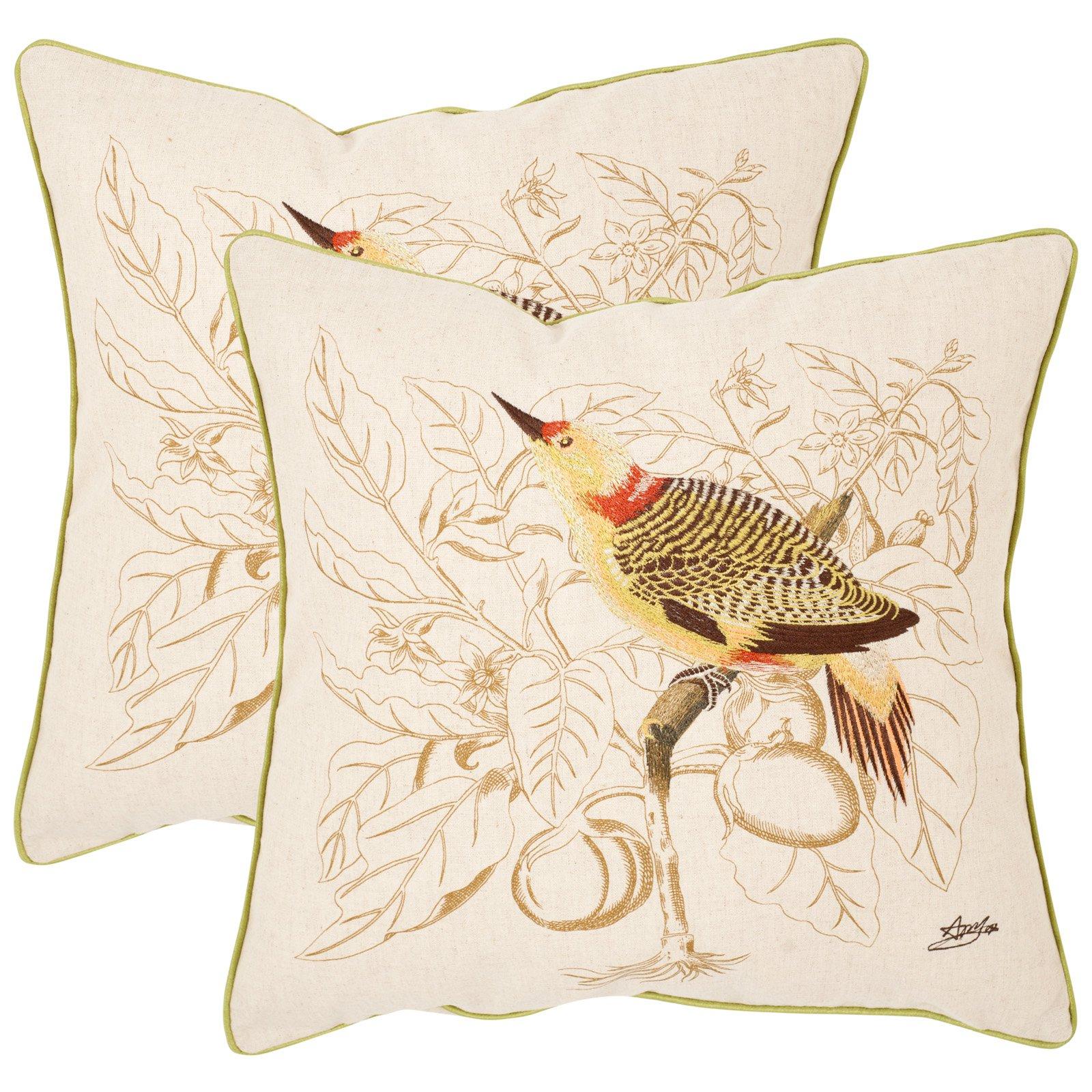 Safavieh Esty Decorative Pillows - Set of 2