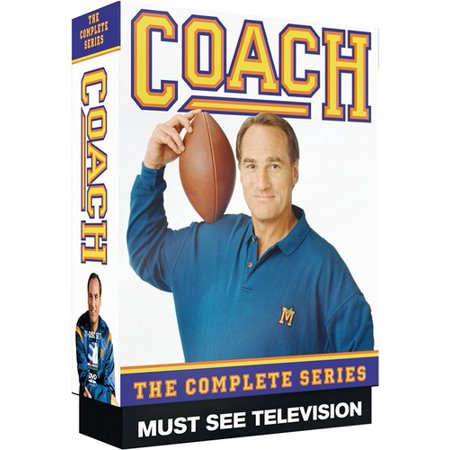 Coach: The Complete Series - Wisconsin Coach Series
