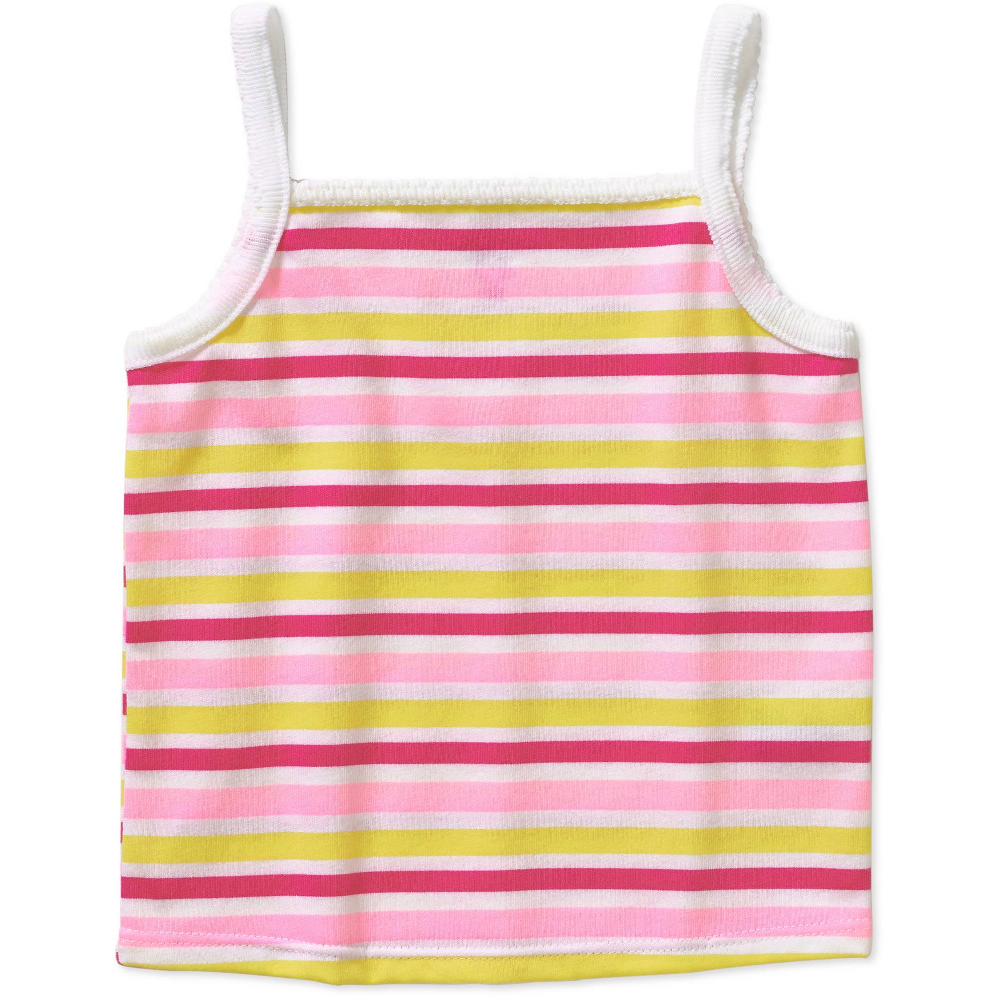 Garanimals Newborn Baby Girl Stripe Cami Tank