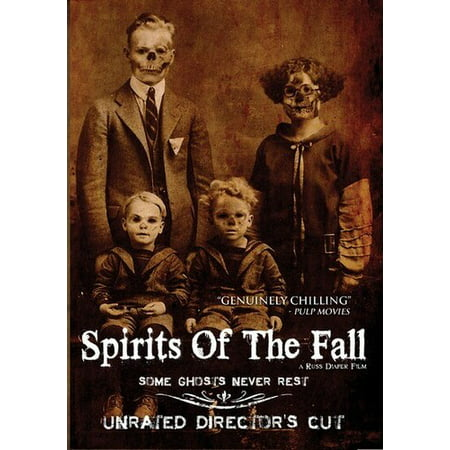 Halloween The Film Cast (Spirits Of The Fall)