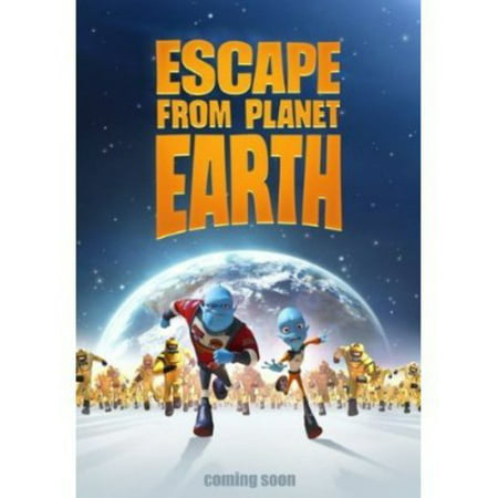 Escape from Planet Earth (DVD)