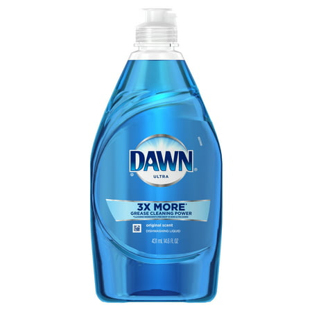Dawn  Ultra Dishwashing Liquid Dish Soap  Original Scent  14 6 Oz