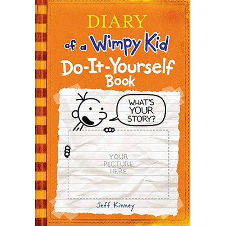Wimpy Kid Do-It-Yourself Book (Revised and Expanded Edition) (Hardcover) (Halloween Children's Read Aloud)