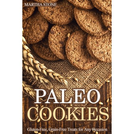 Paleo Cookies: Gluten-Free, Grain-Free Treats for Any Occasion - eBook](Paleo Halloween Treats)