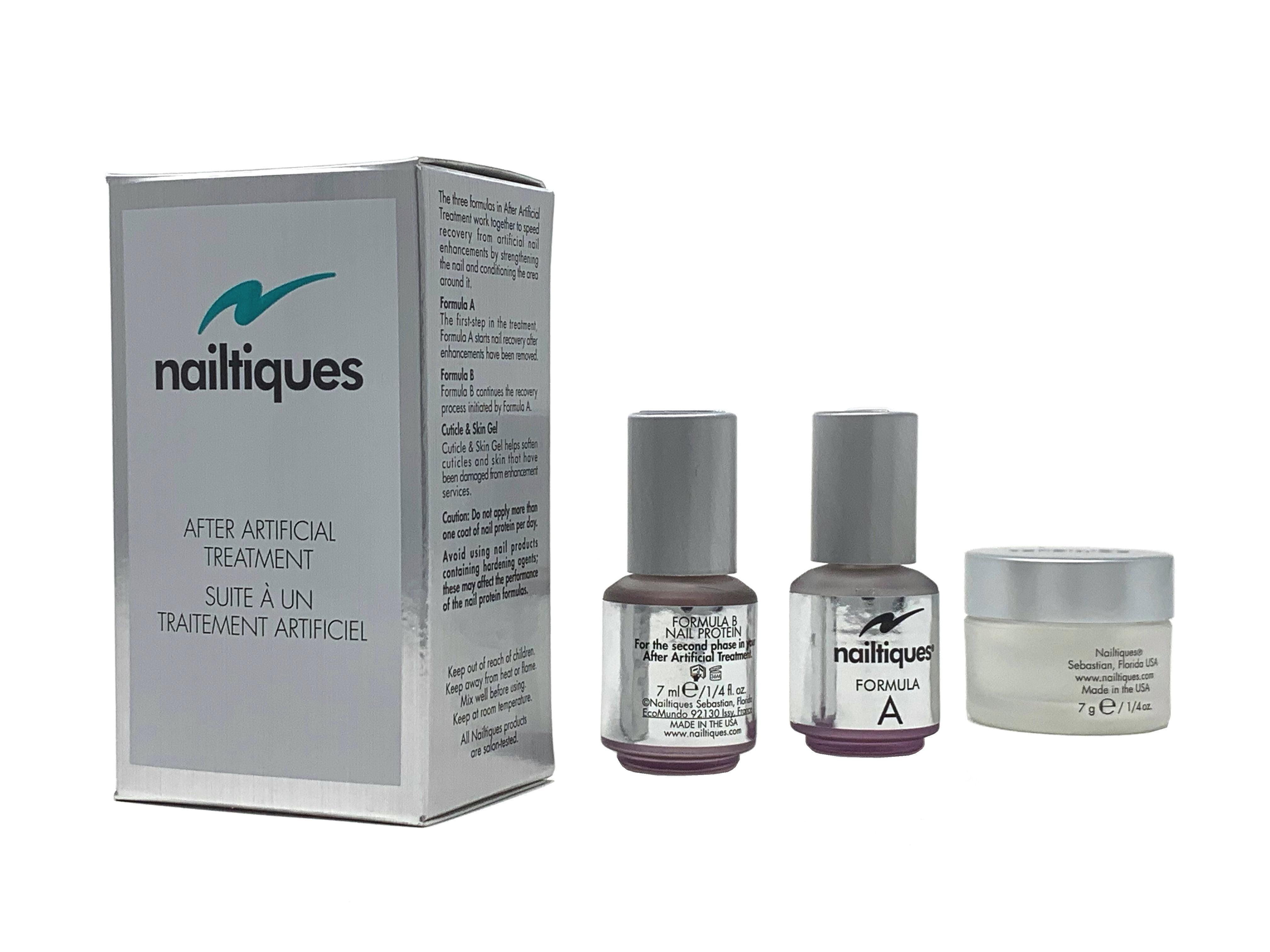 Nailtiques After Artificial Treatment 3-Piece Set - Walmart.com