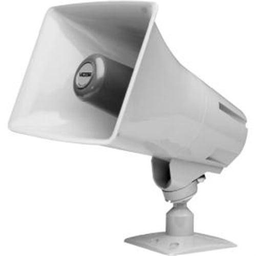 VALCOM VC-V-1048C-GY Talkback Paging Horn - Gray