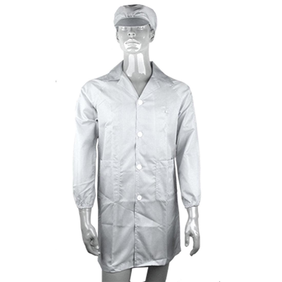 Taille S unisexe anti-statique LAB Smock Vêtements Manteau - image 1 de 1