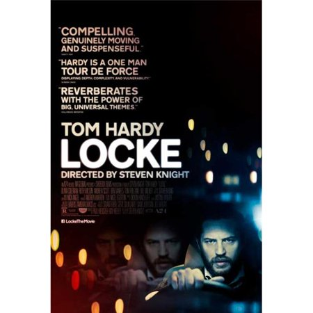Posterazzi MOVCB77935 Locke Movie Poster - 27 x 40 in. - image 1 de 1