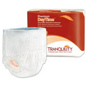 Tranquility Premium DayTime Disposable Underwear Pull On 2X-LARGE 2108 12 / Bag