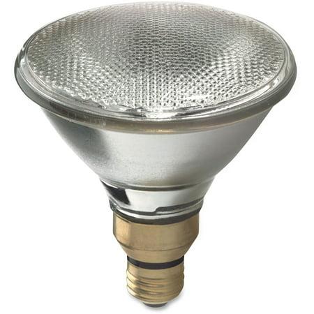 GE Energy-Efficient Halogen Bulb, 90 Watts, Crisp
