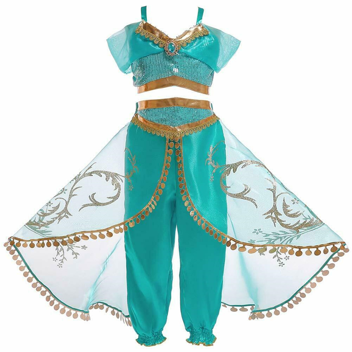Details about  /Hot Fairy Aladdin Jasmine  Female Sandals Cosplay shoes Halloween