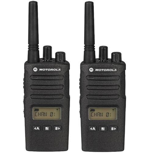 """""""Motorola RMU2080D (2 Pack) Two Way Radio Walkie Talkie"""" by MOTOROLA"""