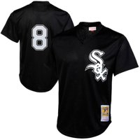 Bo Jackson Chicago White Sox Mitchell & Ness 1993 Authentic Cooperstown Collection Batting Practice Jersey - Black