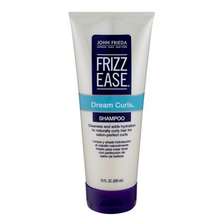 john frieda frizz ease dream curls shampoo 10 oz. Black Bedroom Furniture Sets. Home Design Ideas