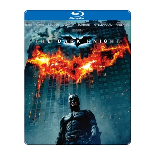 The Dark Knight (Blu-ray) (Steelbook Packaging) (Widescreen)