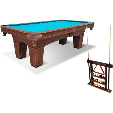 Eastpoint sports 8 39 chamberlain billiard pool table with - Walmart pool tables ...