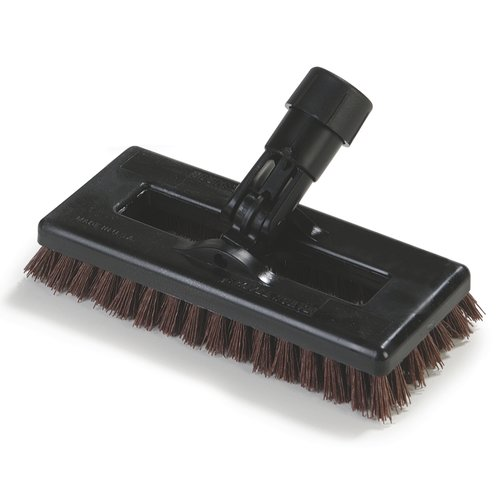 Carlisle Food Service Products Swivel Scrub  Power Scrub with Nylon Grit Bristles