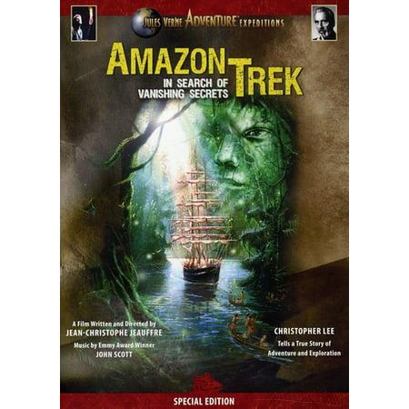 Amazon Trek : In Search of Vanishing Secrets (DVD) (Halloween 6 Producer's Cut Amazon)