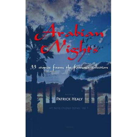 Arabian Nights - eBook - Arabian Nights Themed Clothes