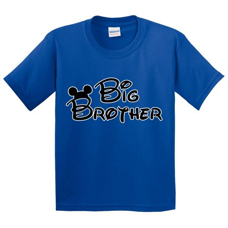 New Way 553 - Youth T-Shirt Mickey Mouse Big