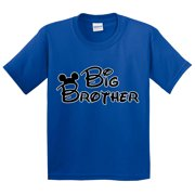 New Way 553 - Youth T-Shirt Mickey Mouse Big Brother